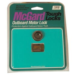 LOCK for outboard engines Johnson, Evinrude
