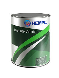 Hempel Favorite Varnish