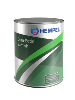 Hempel Dura-Satin Varnish