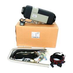 JP Oil Fuel / Cabin Heater (Air) 5 KW (Package Kit) - SPECIAL CAMPAIGN!