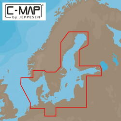 C-map Max, Y299 Denmark to Lowrance, Simrad & B & G