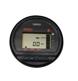 Yamaha Digital Speedometer Assy
