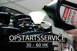 Startup package / PDi 9.9 - 25 HP