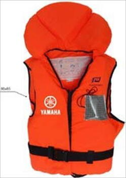 Yamaha adults lifevest orange 100N