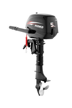 Hidea 5 HP 4-Piece - 2 Year Warranty