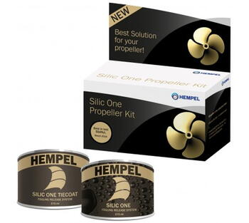 Hempel Silic One Kit for propellers