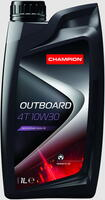 Champion 4T, 10W30 Engine oil, 1 ltr.